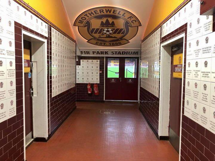 The fantastic Fir Park tunnel