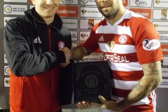 Hamilton Man of the Match